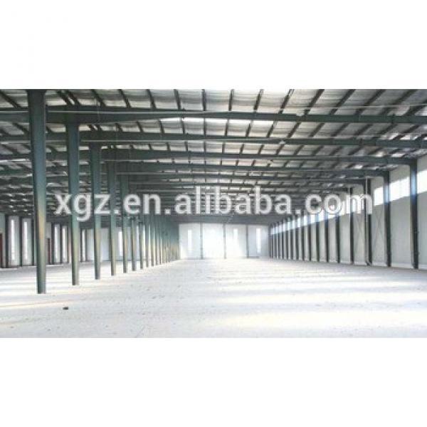 Light Steel Prefabricated Warehouse Building #1 image