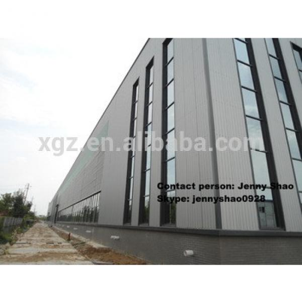 2017 steel structure prefabricated hangar/warehouse/workshop #1 image