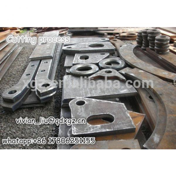 Professional steel structure materials sales #1 image