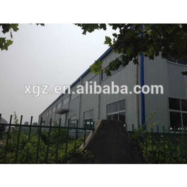 Factory Price Steel Structure Exhibition Hall In Africa #1 image