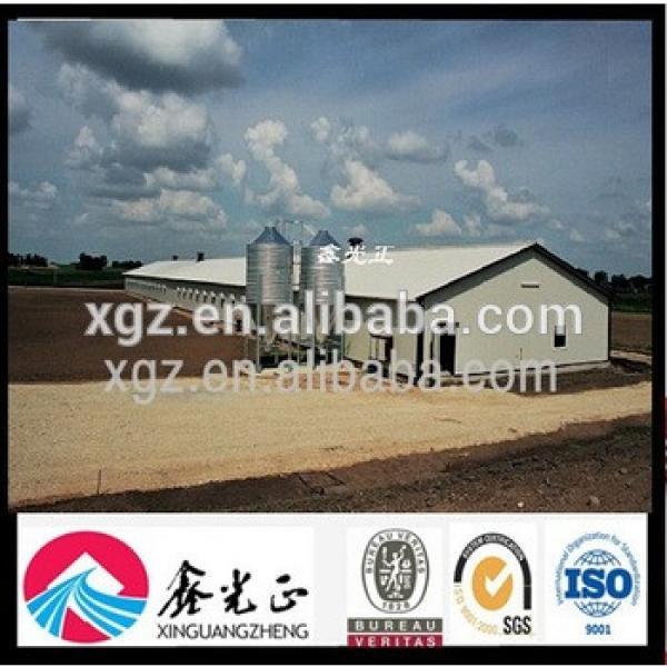 Prefabricated Chicken Farm Building #1 image