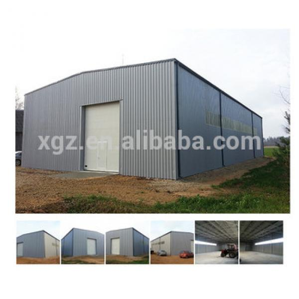 steel structure prefabricated warehouse #1 image