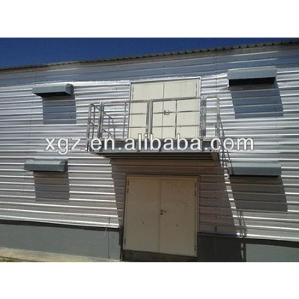 2015 Hot Galvanized Automatic Commercial Chicken House for sale #1 image
