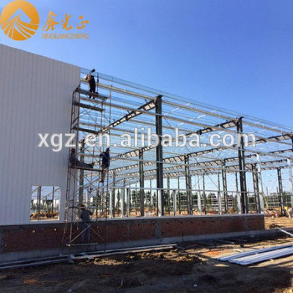 Cheap Steel Structure Workshop From China For Exported #1 image