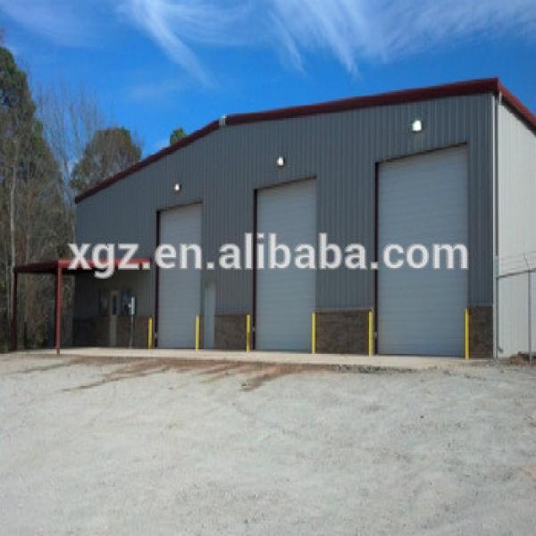 Prefabricated Steel Building for Industrial Workshop #1 image