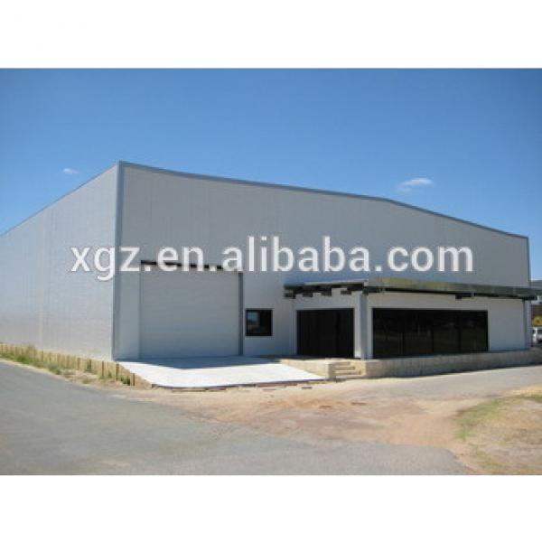 Best Price Prefabricated Steel Workshops Building #1 image