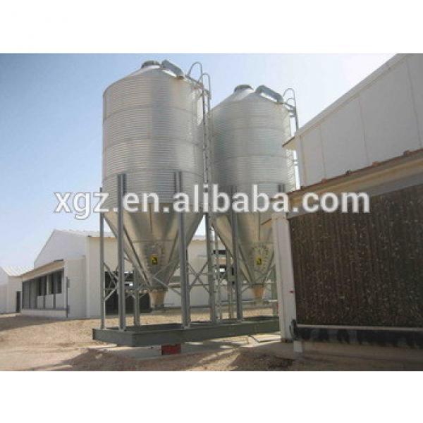 poultry house chicken structure in china supplier for farm #1 image