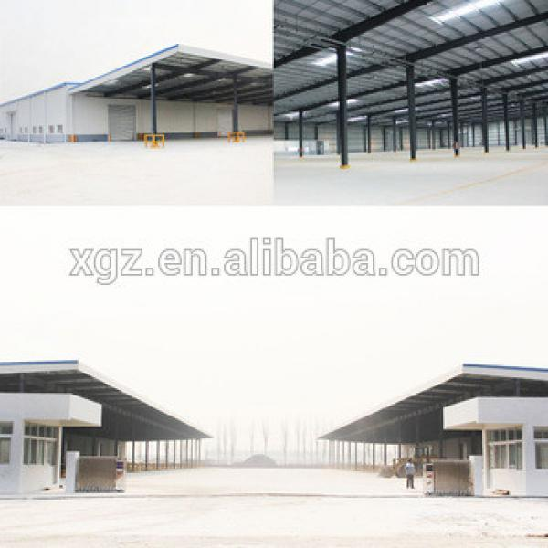Steel Structure Logistics Warehouse Building Manufacturer #1 image