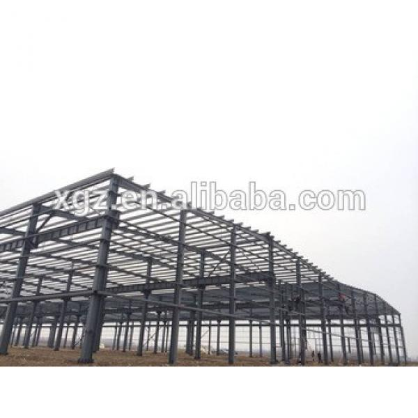 Multi-Span Steel Structure Prefabricated Building #1 image
