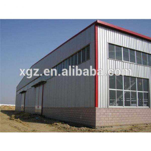 Prefabricated Light Steel Structure Workshop Made In China #1 image