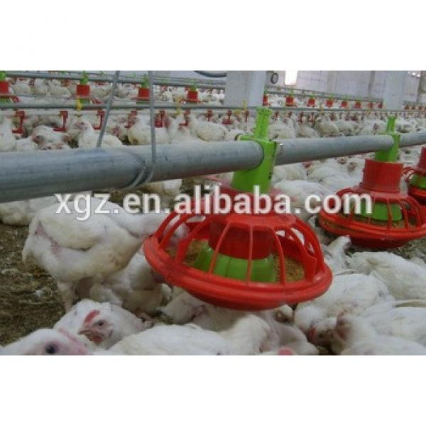 cheap modern poultry farm design metal chicken coop for broiler #1 image
