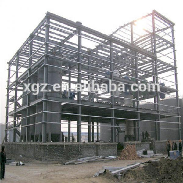 Prefabricated Steel Warehouse/Workshop Industrial Building #1 image