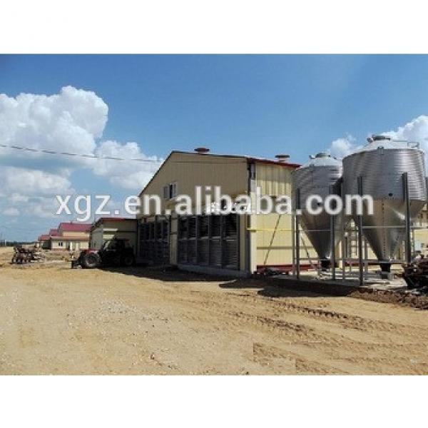 low cost steel automatic system kenya chicken farm hot sale layer poultry #1 image