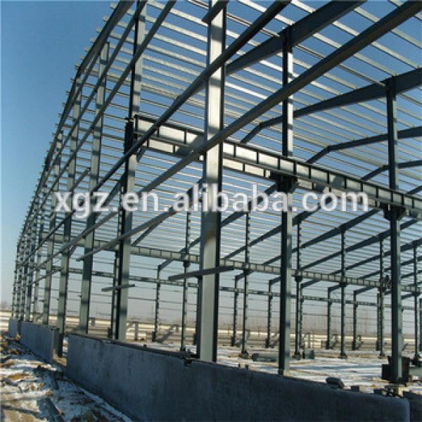 Steel Structure Workshop Factory Prefabricated Building #1 image