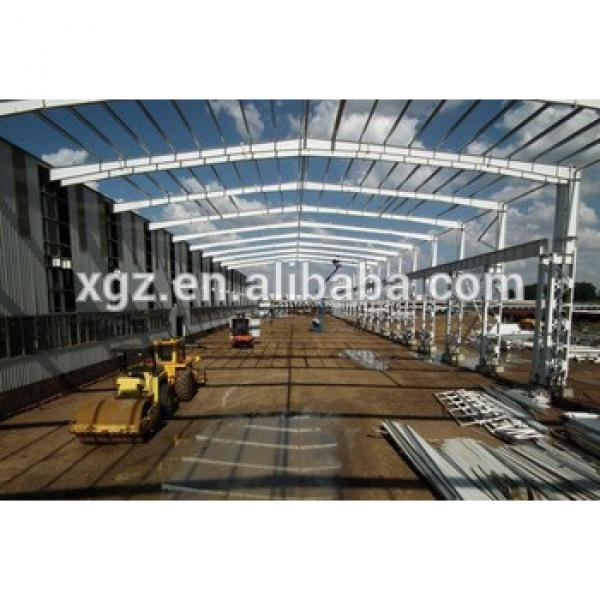Prefabricated Steel Structure Warehouse/Workshop #1 image