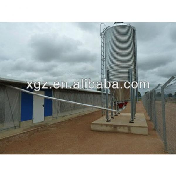 prefab automatic poultry farm house #1 image