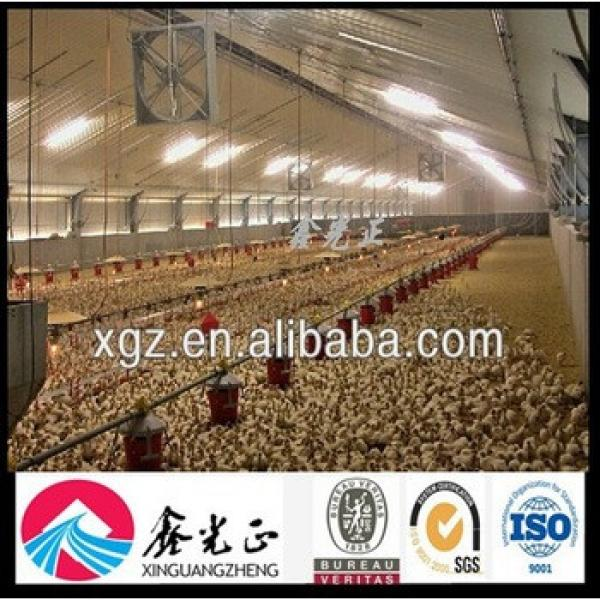 Steel Structure Broiler Chicken Farm Tent #1 image