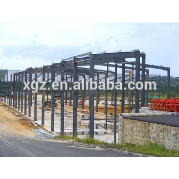 High Quality Light Steel Structure Warehouse Building #1 image