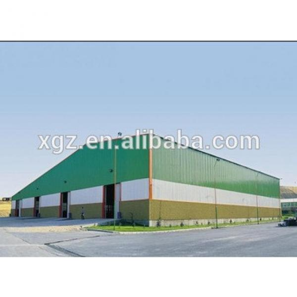 High strength steel structure building material warehouse #1 image