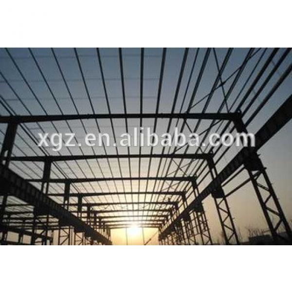Hot Sale Prefab Steel Product Warehouse Building #1 image