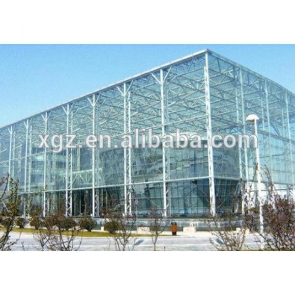 Prefabricated steel store building/Supermarket/Shop design&manufacture& installation #1 image