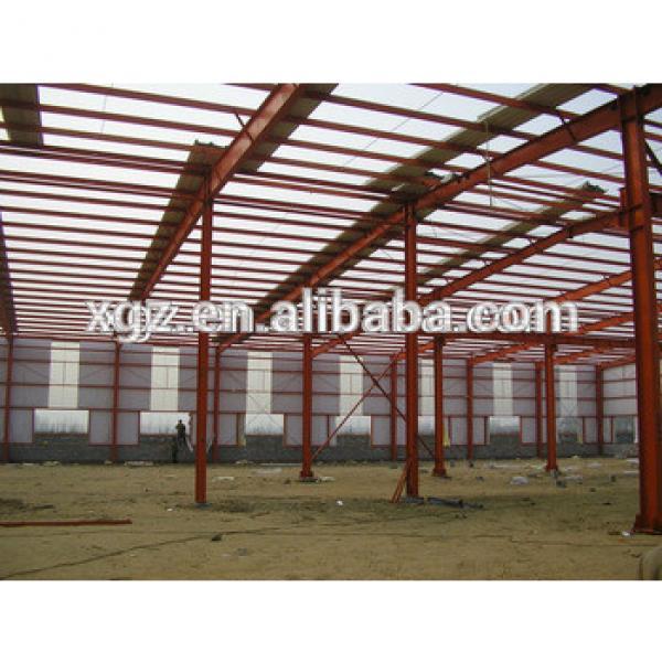 prefab modular building warehouse roofing #1 image