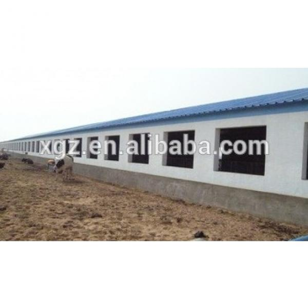 low cost advanced design dairy plant for cattle feeding panels #1 image