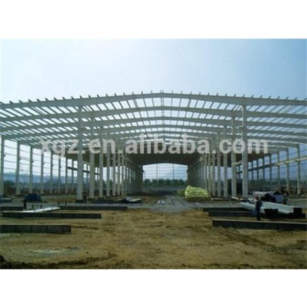steel frame of warehouse /workshop/building/factory #1 image