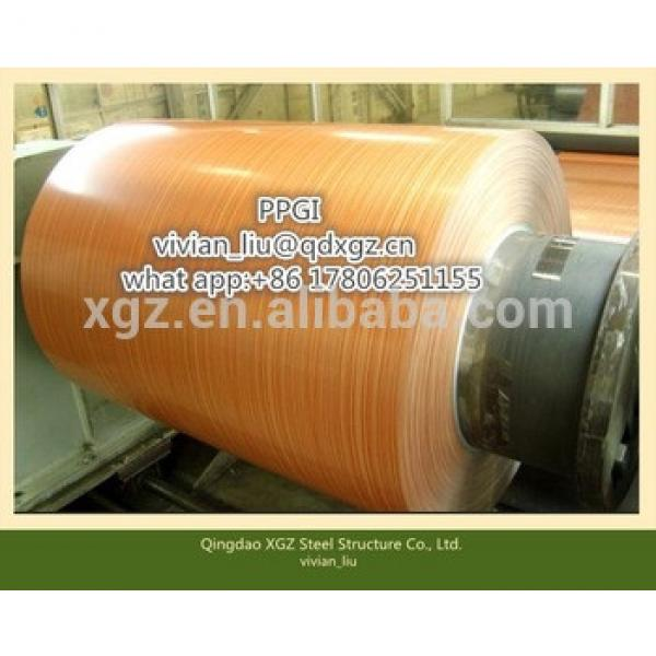 Supply High Quality low price Gi And Ppgi and prepainted galvanized Steel Coil #1 image