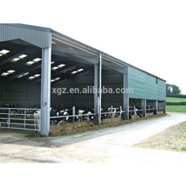 best price modern design cattle farm construction with advanced automtic equipments #1 image