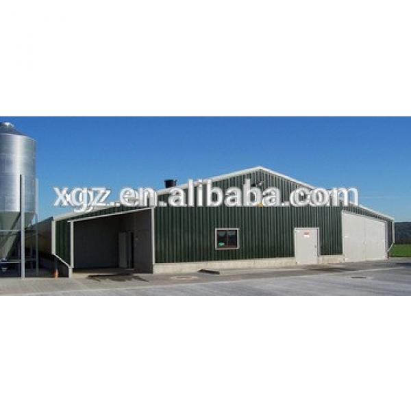 best price design modern chicken farm layer chicken poultry shed in south africa #1 image