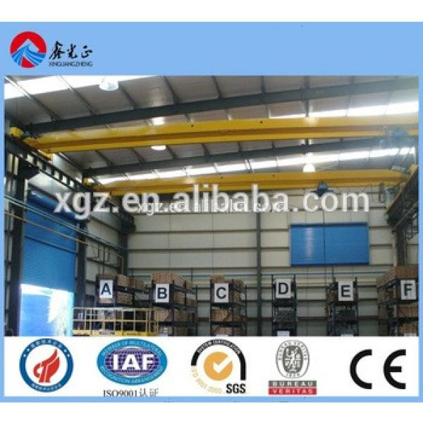 China metal warehouse prefabricated steel buildings plan #1 image