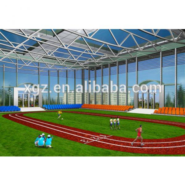 XGZ Light Steel Structure Building for Workshop/ Warehouse/Villa/Prefabricated House #1 image