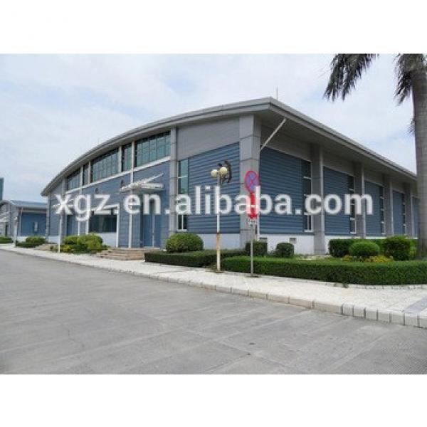 XGZ Light /Heavy Steel Structure Building for Workshop/ Warehouse/Villa/Prefabricated House #1 image