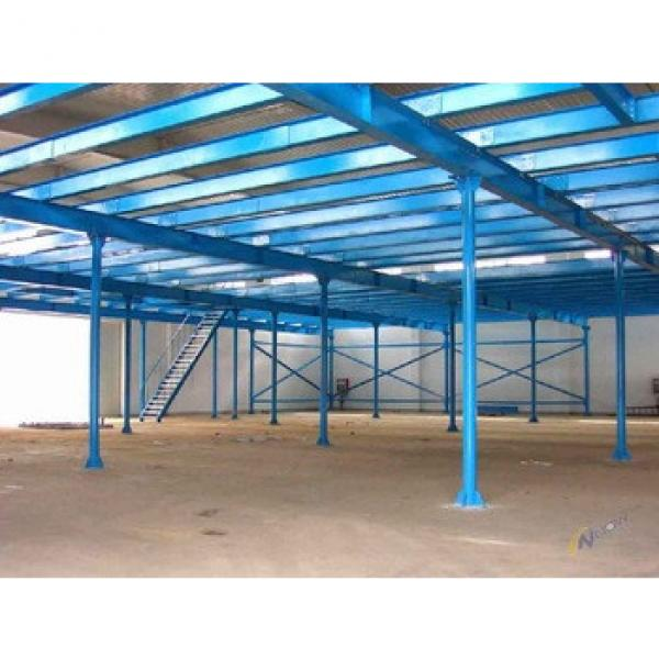 XGZ Steel Structure House/prefab house/government program/Workshop/ Warehouse #1 image
