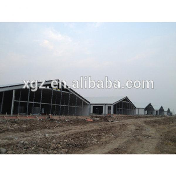 Prefabricated Poultry house in Nigeria #1 image