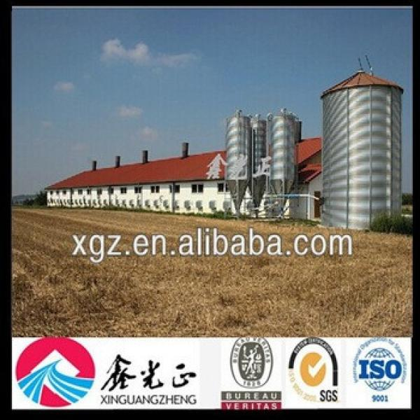 Sample Prefabricated Poultry Chicken Farm #1 image