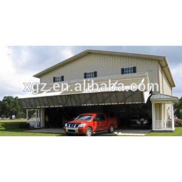 PRO-Environmental Light Steel Villa House/Prefab House #1 image