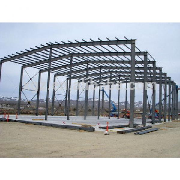 steel structure construction warehouse/workshop building #1 image