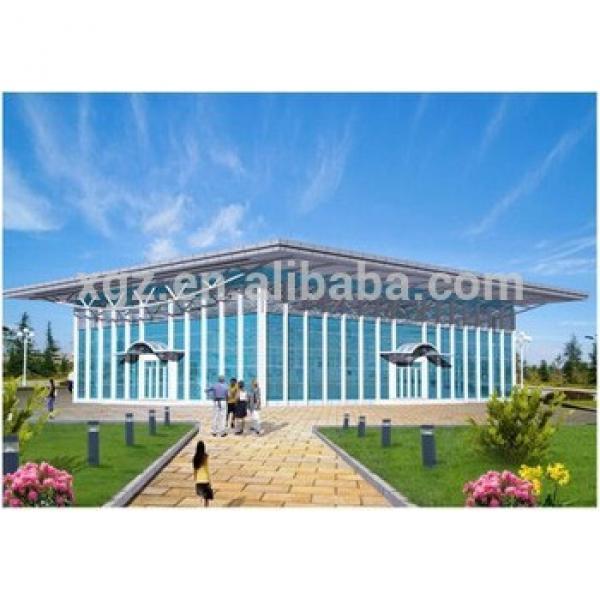 steel structure gymnasium #1 image