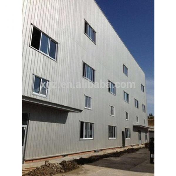 two storey steel structure warehouse #1 image