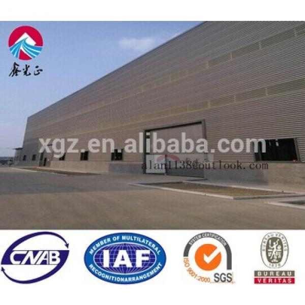 prefabricated concrete warehouse #1 image