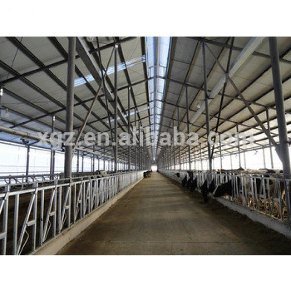 prefab dairy cow shed /houses #1 image