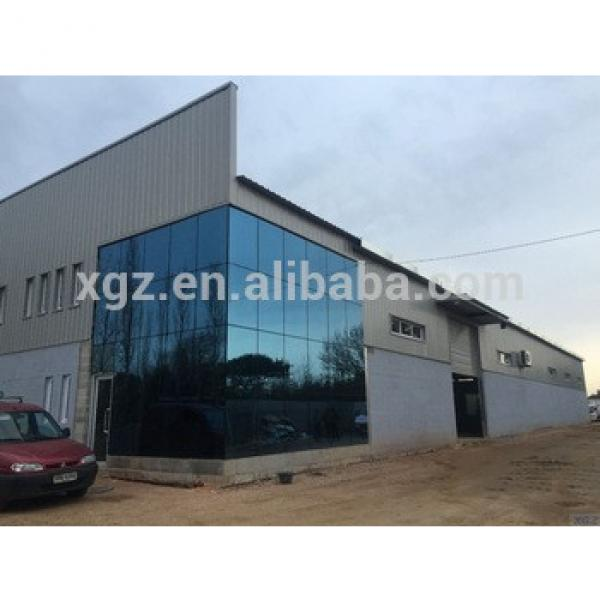 two storey steel building #1 image