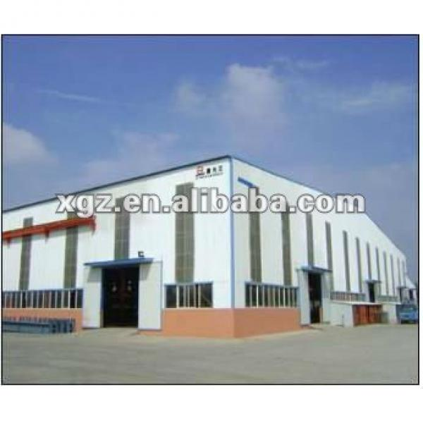 Light /Heavy Steel Structure Building for Workshop/ Warehouse/Villa/Prefabricated House #1 image