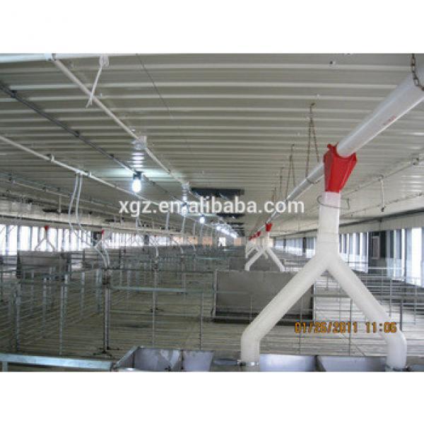 modern best selling prefab poultry farm designin algeria #1 image