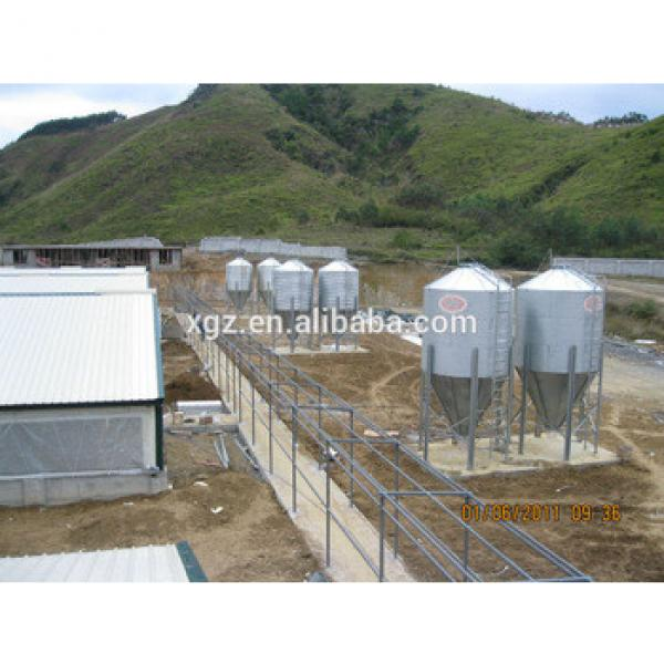 cheap best selling prefab poultry house for sale in algeria #1 image
