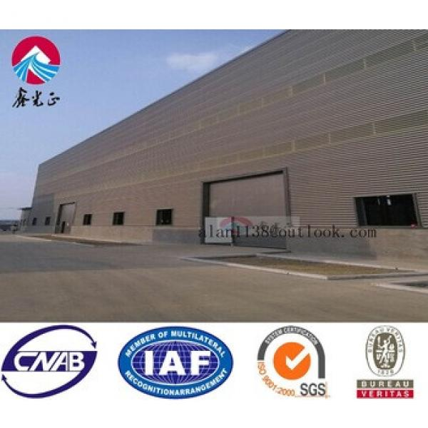 Professional Steel Structure Warehouse Workshop Manufacturer #1 image