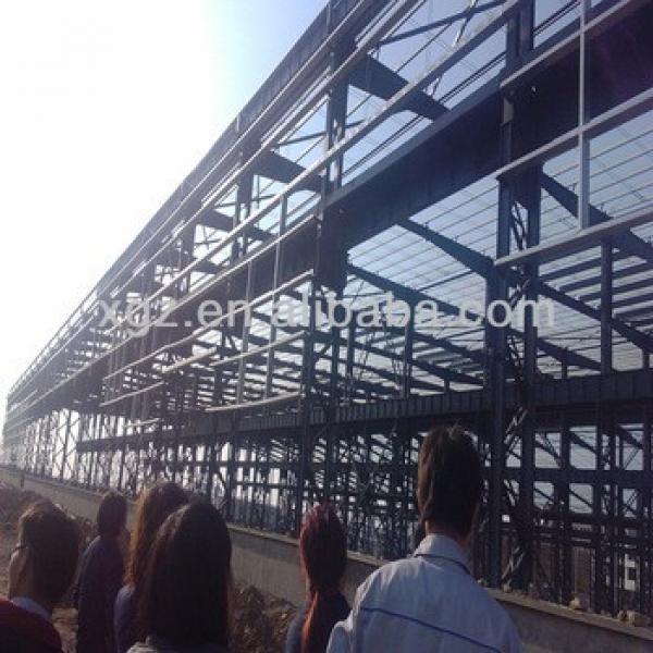 Prefabricated building of garage workshop #1 image