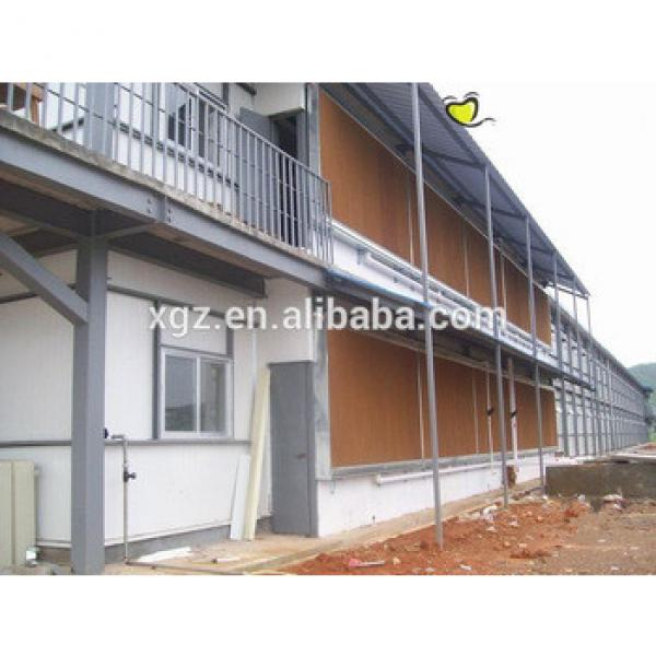 Prefab Poultry Breeder House With Two Storey #1 image